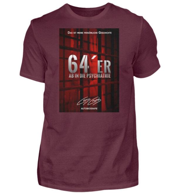 64er Coverprint - Herren Shirt-839