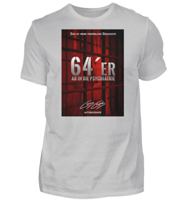 64er Coverprint - Herren Shirt-1157