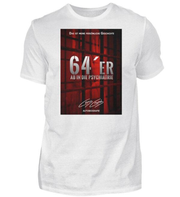64er Coverprint - Herren Shirt-3