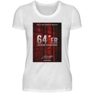 64er Coverprint - Damenshirt-3