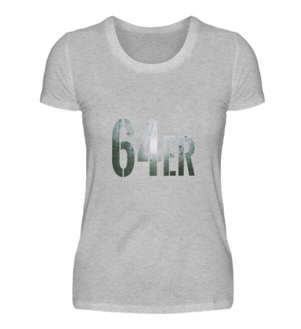 64er Logoprint Color - Damenshirt-17