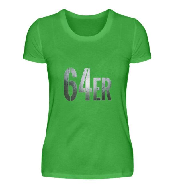 64er Logoprint Color - Damenshirt-2468