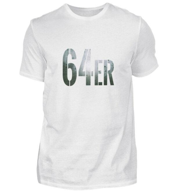 64er Logoprint Color - Herren Shirt-3