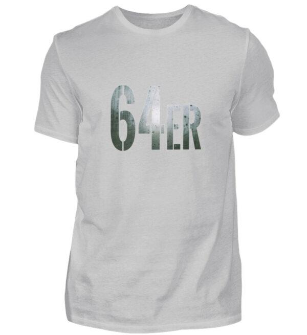 64er Logoprint Color - Herren Shirt-1157