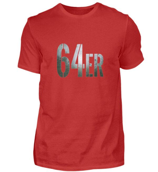64er Logoprint Color - Herren Shirt-4