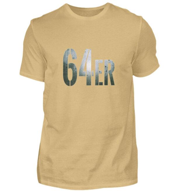 64er Logoprint Color - Herren Shirt-224
