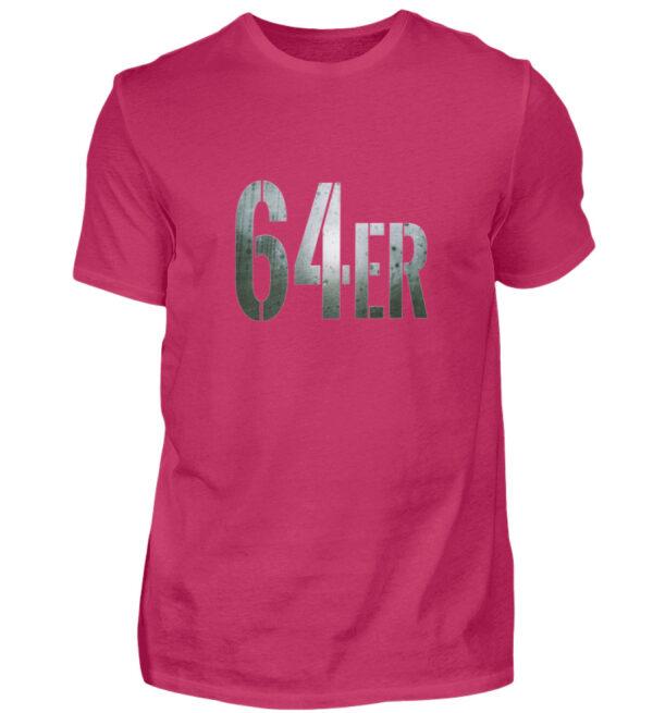 64er Logoprint Color - Herren Shirt-1216