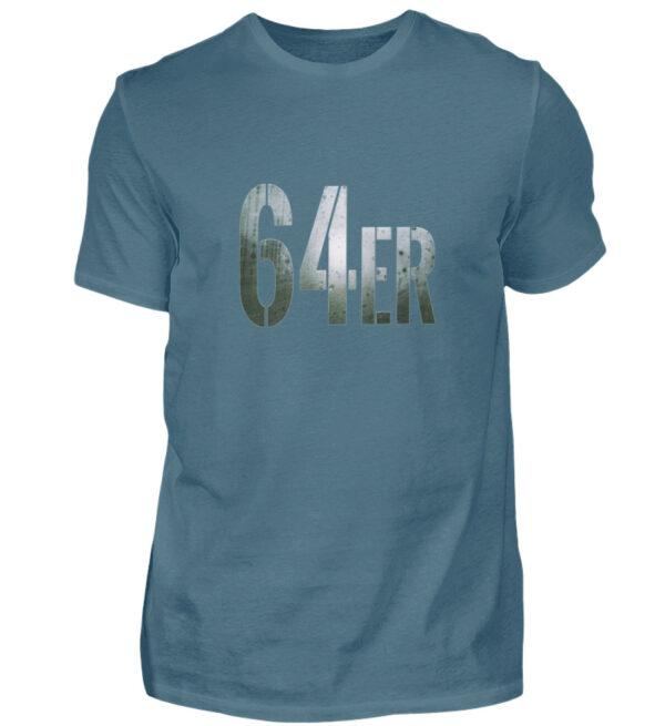 64er Logoprint Color - Herren Shirt-1230