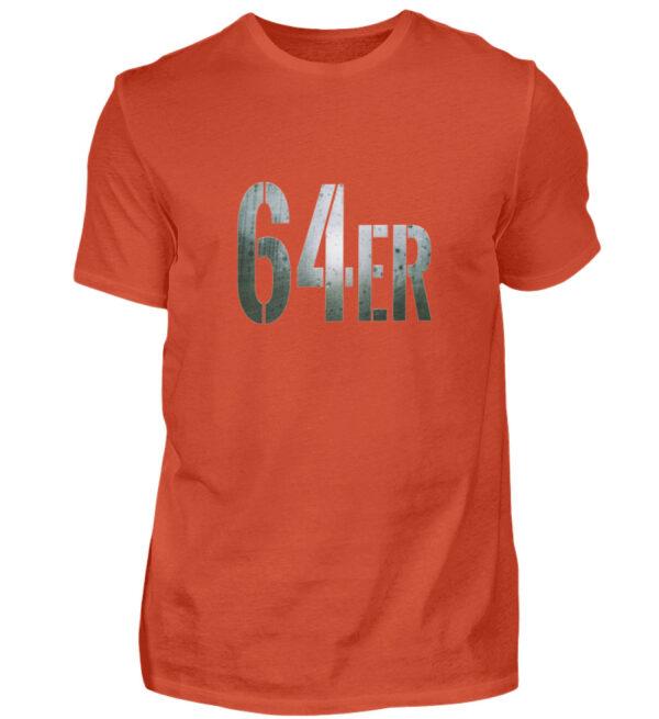 64er Logoprint Color - Herren Shirt-1236