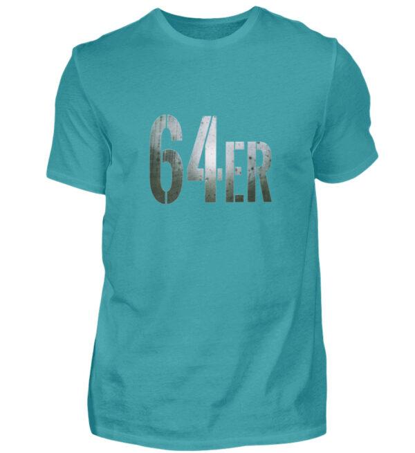 64er Logoprint Color - Herren Shirt-1242