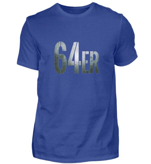 64er Logoprint Color - Herren Shirt-668