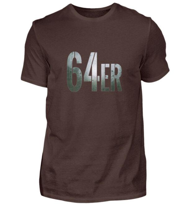 64er Logoprint Color - Herren Shirt-1074