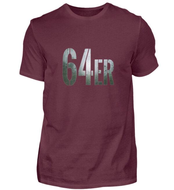 64er Logoprint Color - Herren Shirt-839