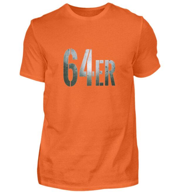 64er Logoprint Color - Herren Shirt-1692