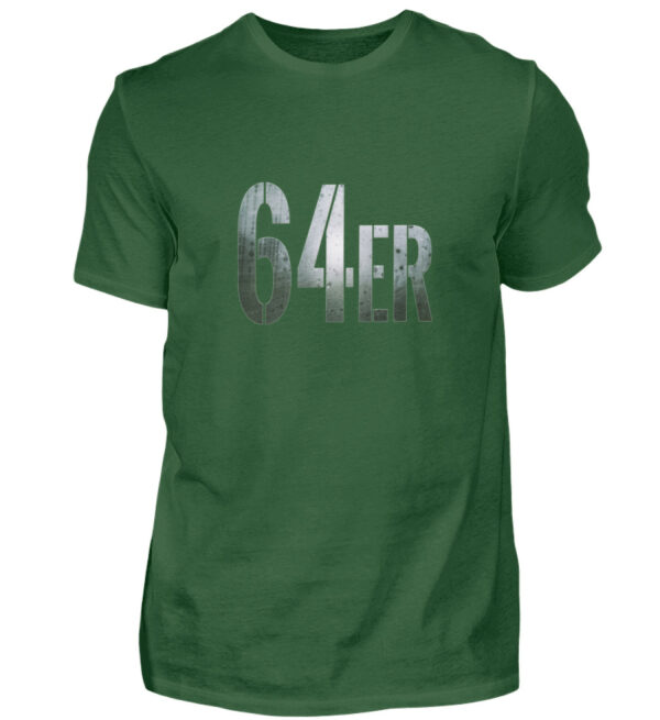 64er Logoprint Color - Herren Shirt-833