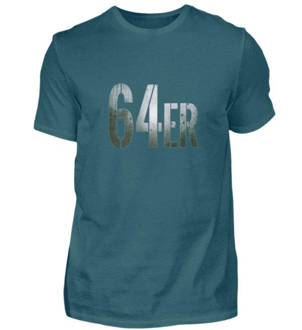 64er Logoprint Color - Herren Shirt-1096