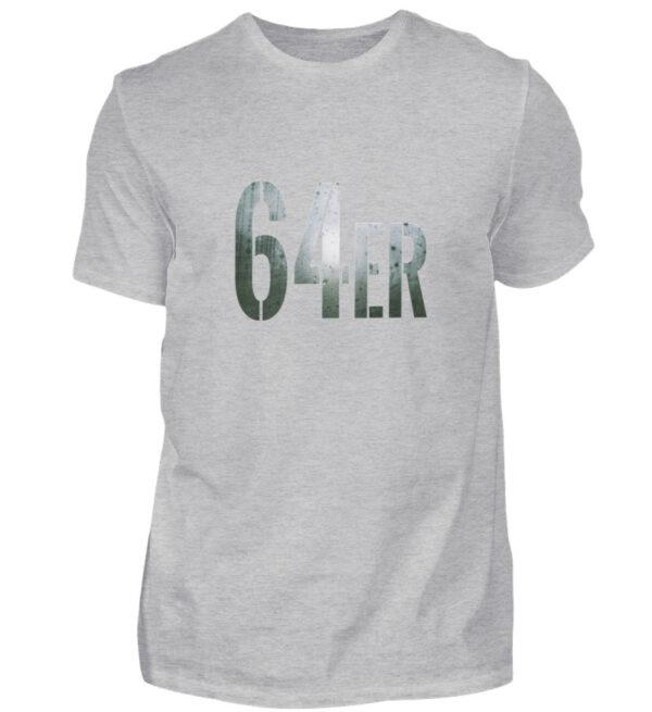 64er Logoprint Color - Herren Shirt-17