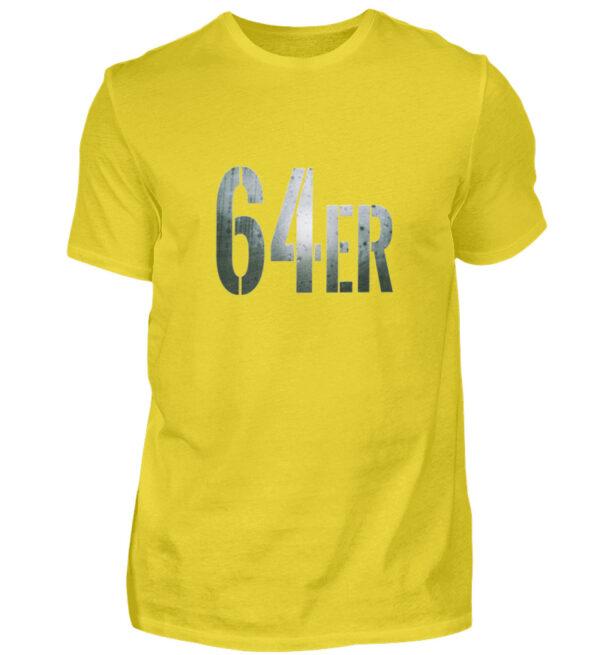 64er Logoprint Color - Herren Shirt-1102