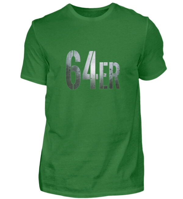 64er Logoprint Color - Herren Shirt-718