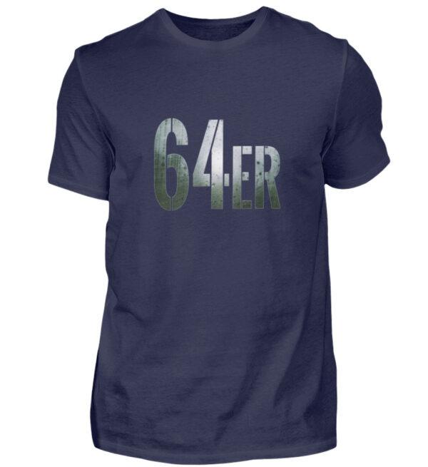 64er Logoprint Color - Herren Shirt-198
