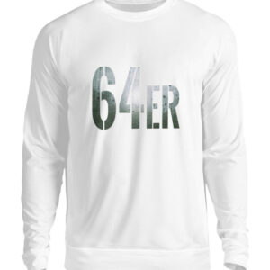 64er Logoprint Color - Unisex Pullover-1478