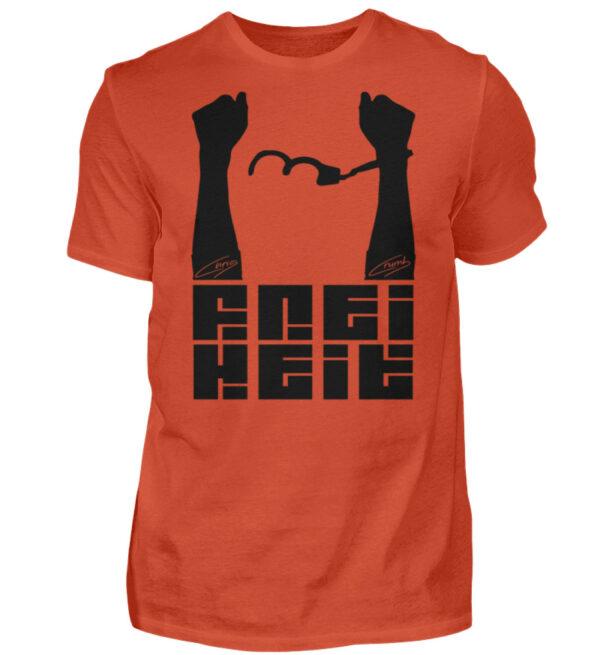 Freiheit CC - Herren Shirt-1236
