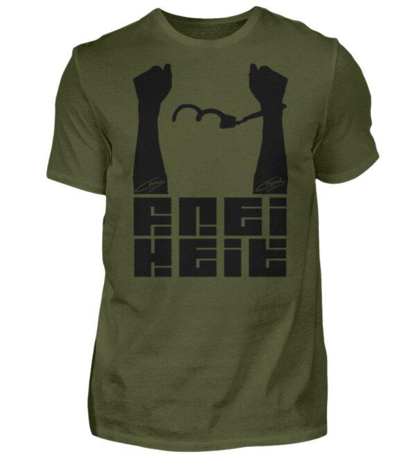 Freiheit CC - Herren Shirt-1109