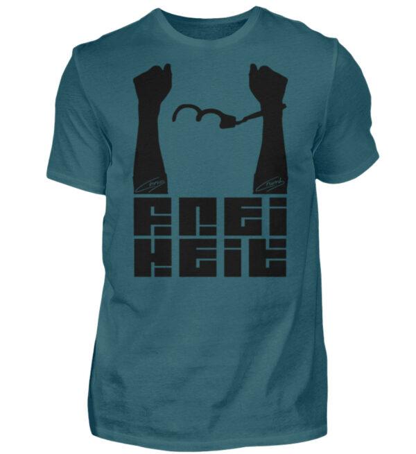 Freiheit CC - Herren Shirt-1096