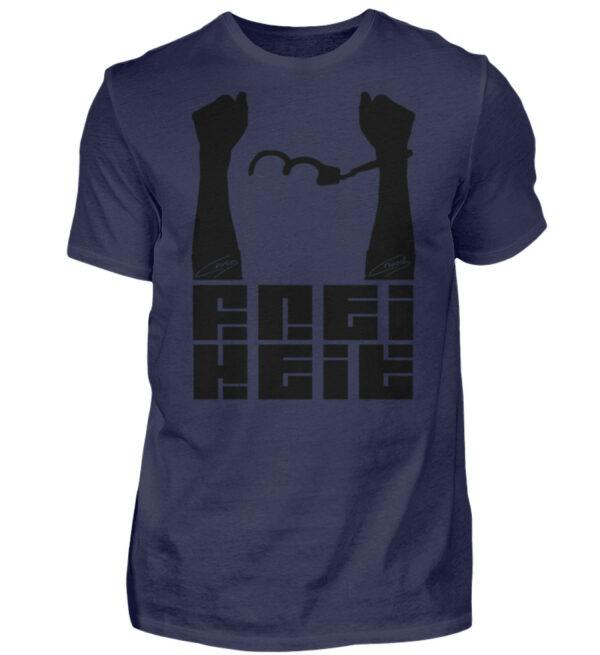 Freiheit CC - Herren Shirt-198