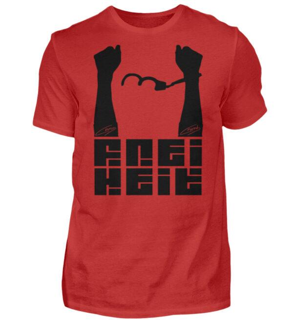 Freiheit CC - Herren Shirt-4