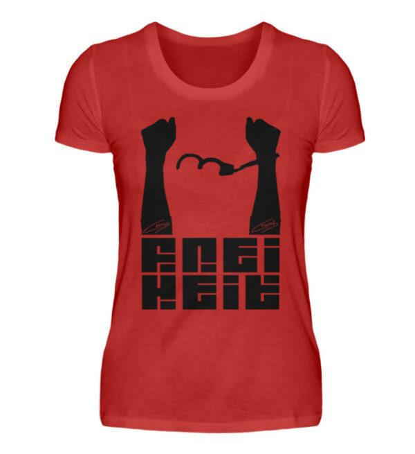 Freiheit CC - Damenshirt-4
