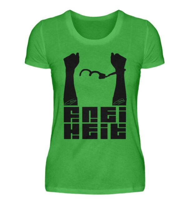 Freiheit CC - Damenshirt-2468