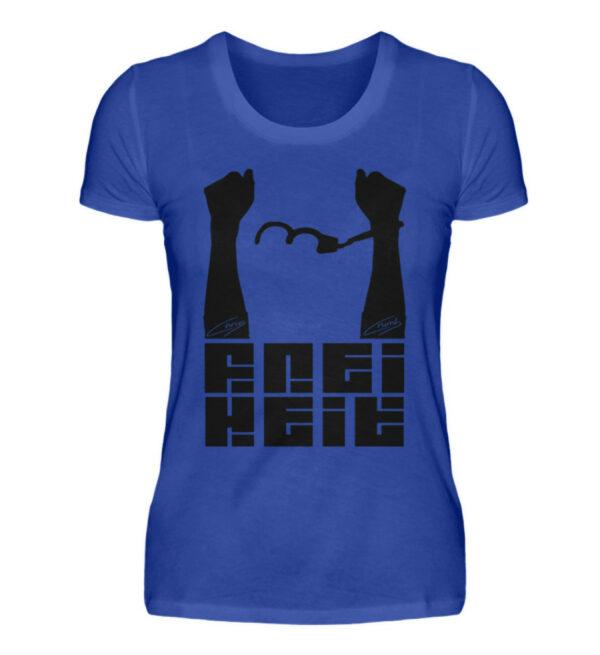 Freiheit CC - Damenshirt-2496