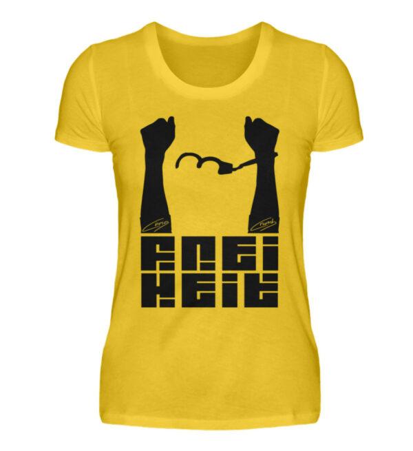 Freiheit CC - Damenshirt-3201